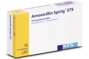 دواء اموكسيل Amoxil لعلاج الالتهابات الجرثومية المعدية