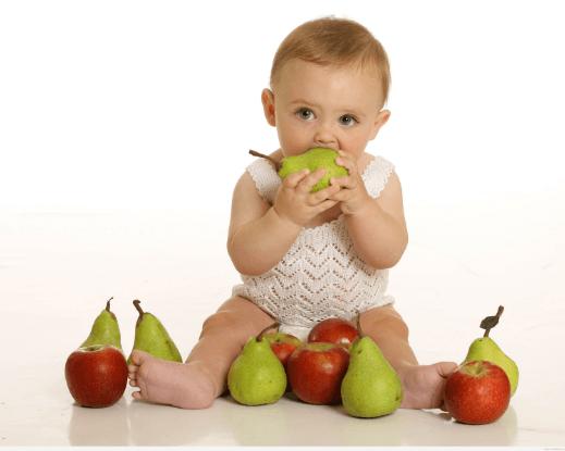أفكار لوجبات صحية للطفل في عمر 6 شهور