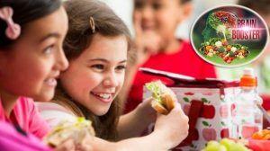 أغذية ضرورية لدماغ الطفل