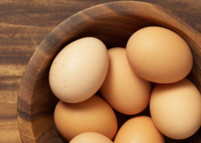 البيض سر حرق الدهون
