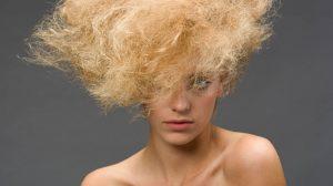أسرار التعامل مع الشعر الجاف
