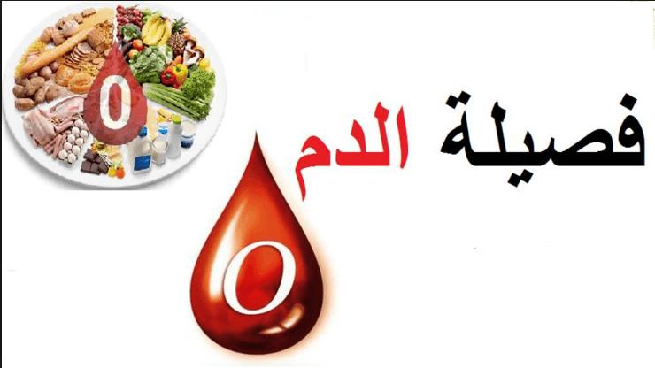 فصيلة الدم O سالب من فصائل الدم المميزة مجلتك