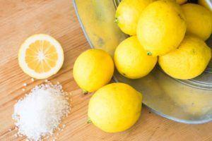 تعرف إلى فوائد وأضرار ملح الليمون