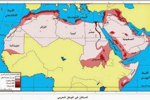 قائمة الدول العربية حسب عدد السكان 2017