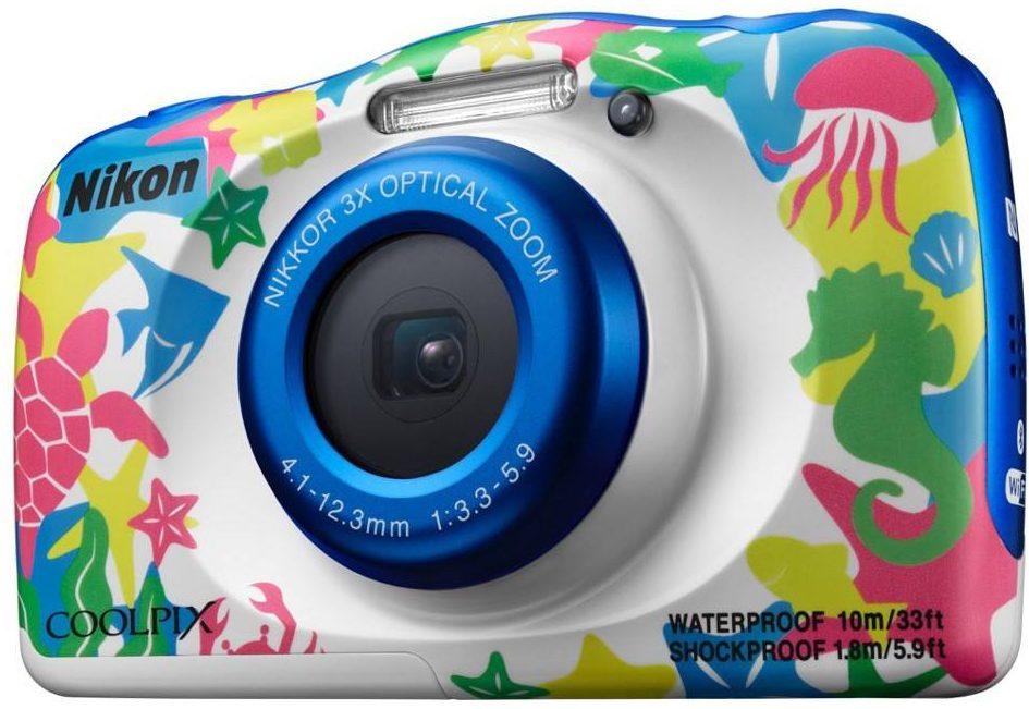 كاميرا نيكون Nikon Coolpix w100