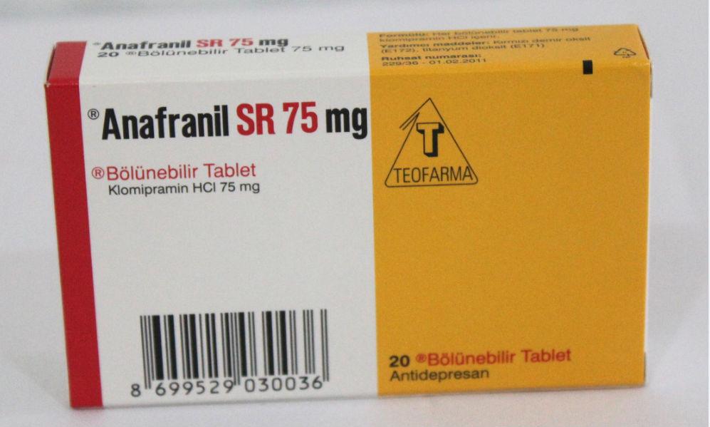 حبوب أنافرانيل Anafranil الإستخدامات والتحذيرات المهمة مجلتك