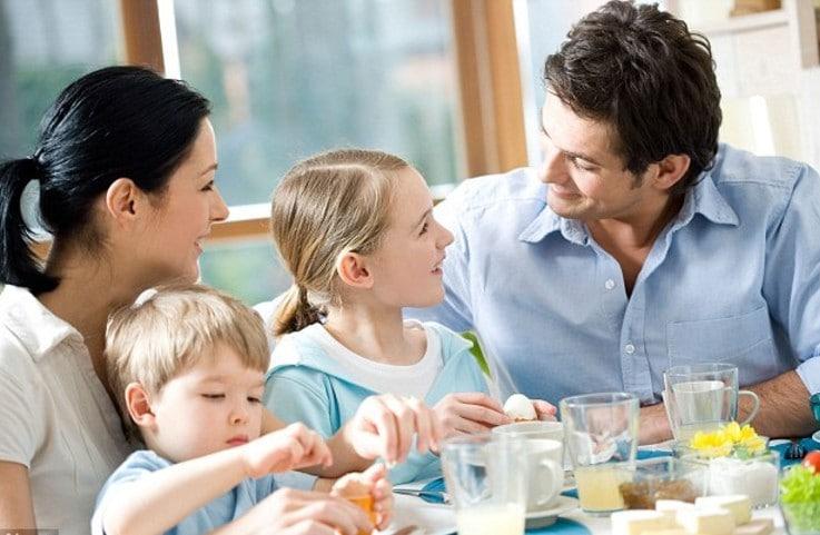 الطريقة الإيجابية في تربية الطفل