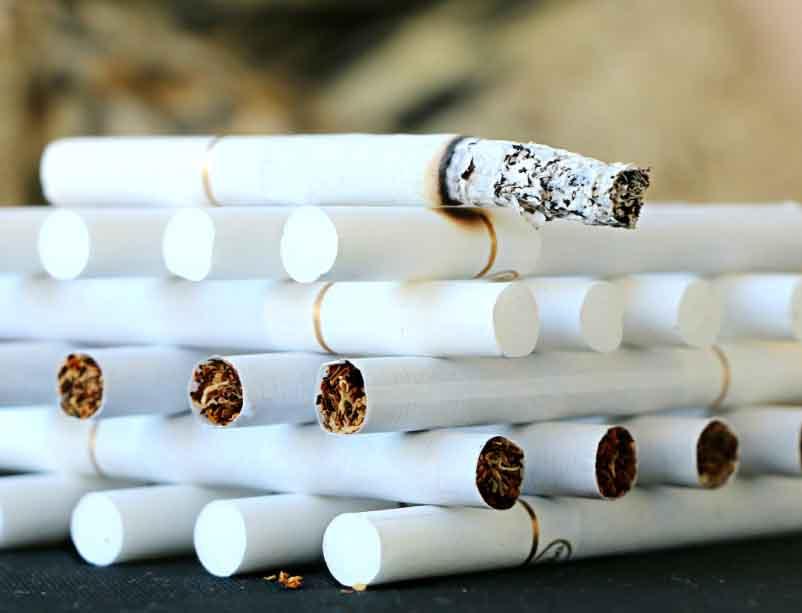 تدخين السجائر وتصلب الشرايين