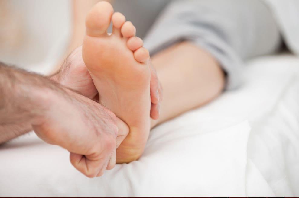 علاج طبيعي للشوكة العظمية