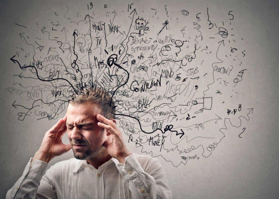 فقدان التركيز والقدرة على النجاح