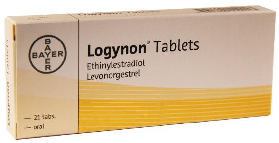 لوجينون حبوب منع الحمل