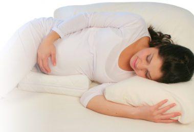 نزول الدورة الدموية أثناء الحمل