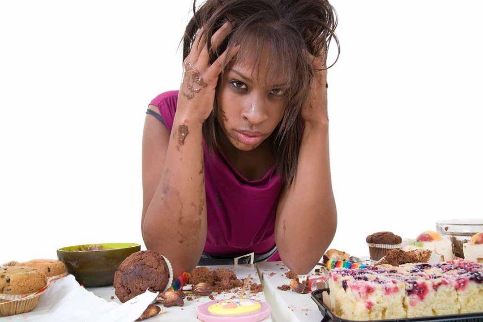 أعراض إدمان السكريات