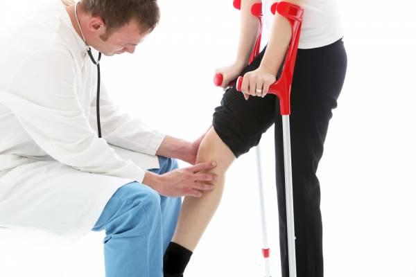 الأربطة الجانبية في الركبة