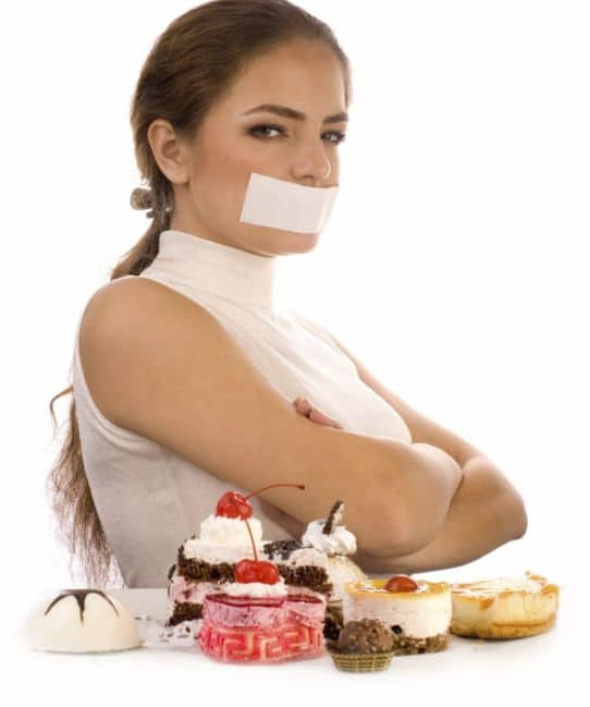 التخلص من إدمان السكر