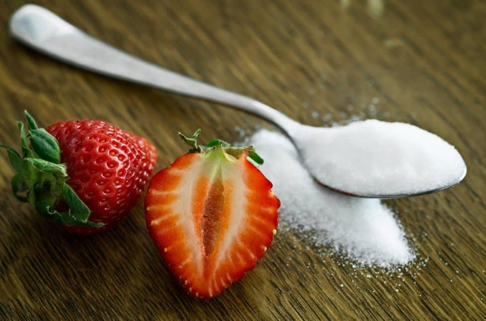 الفاكهة في كل مرة تشتهي السكر