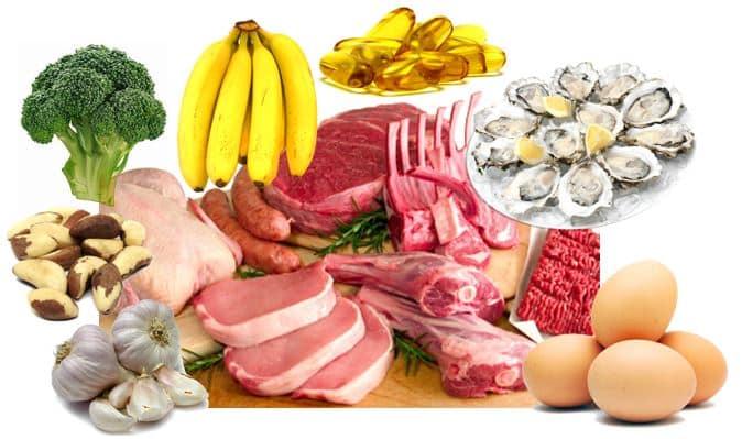 أهم الأطعمة لزيادة هورمون التستوستيرون.