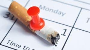 التخلص من إدمان التبغ