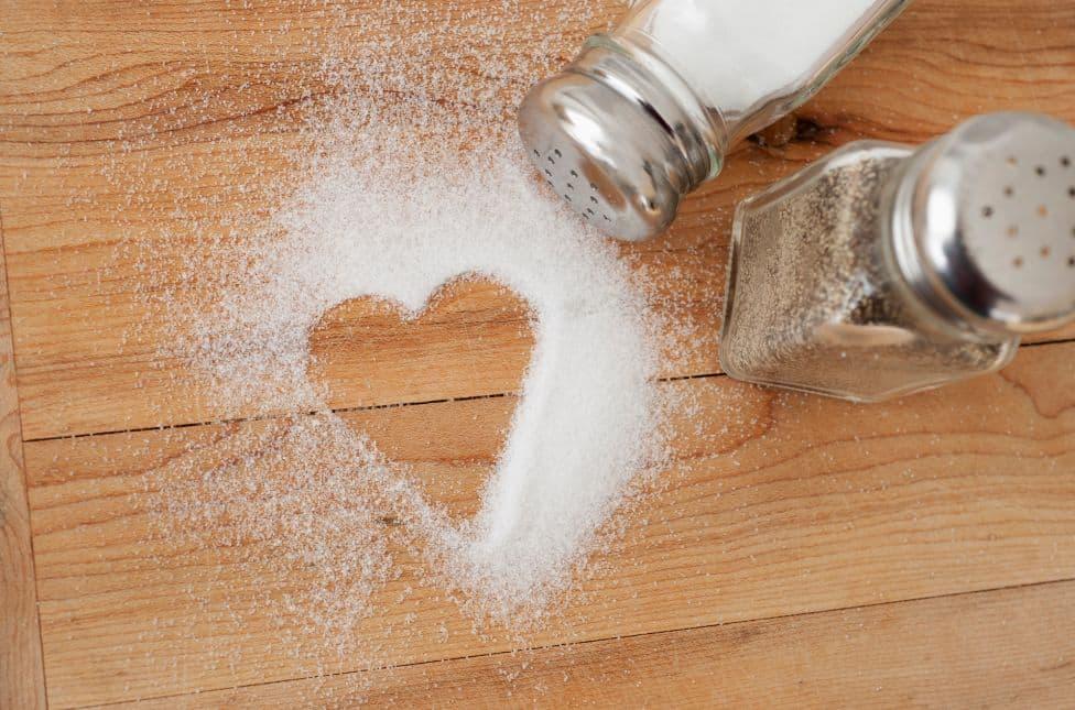 القليل من الملح لا يضر بل على العكس