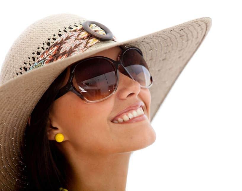 حماية البشرة من الشمس