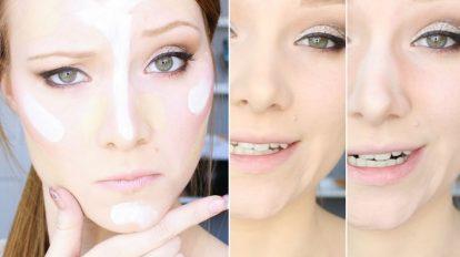 10 خطوات لتطبيق الكونتور حسب شكل الوجه
