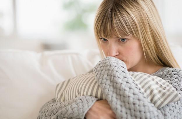 أعراض خطيرة بعد الإجهاض