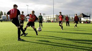 أكاديمية كرة القدم