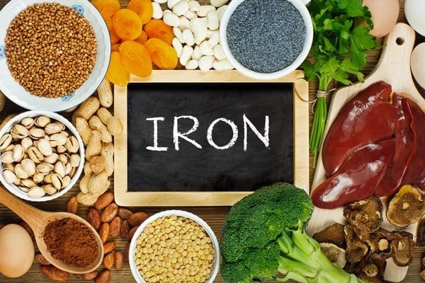أهم الأطعمة لعويض كمية الحديد في الجسم