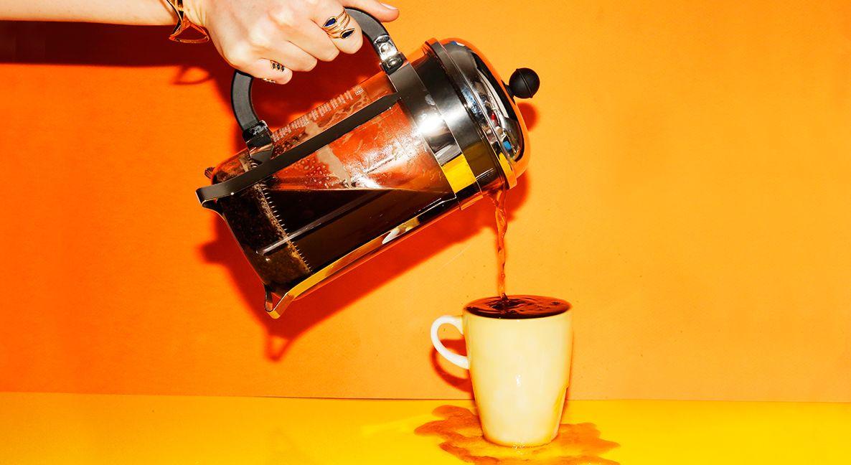 ادمان القهوة ..