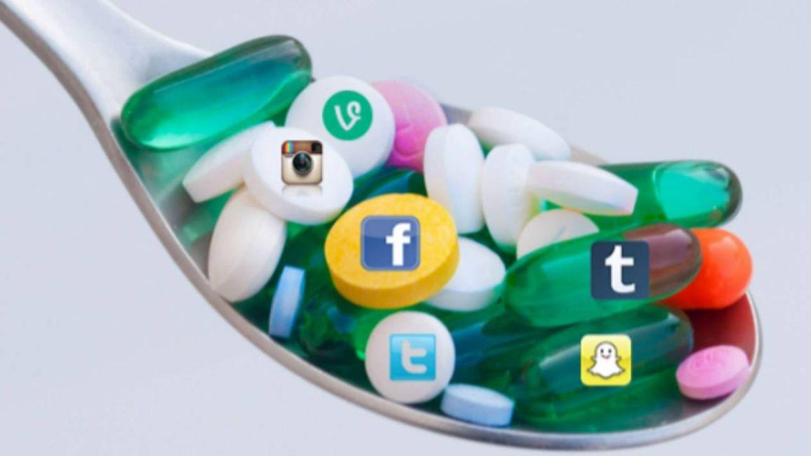 التخلص من ادمان مواقع التواصل الاجتماعي