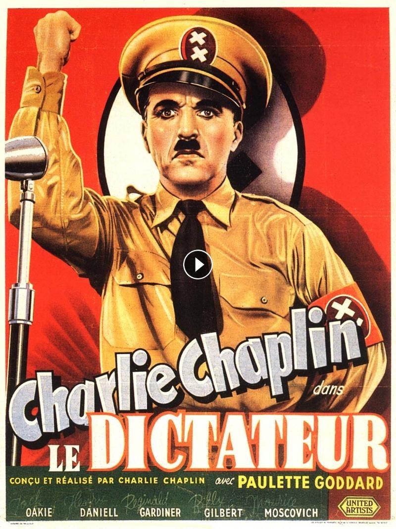 تنخفض شعبية تشارلي بسبب الديكتاتور العظيم