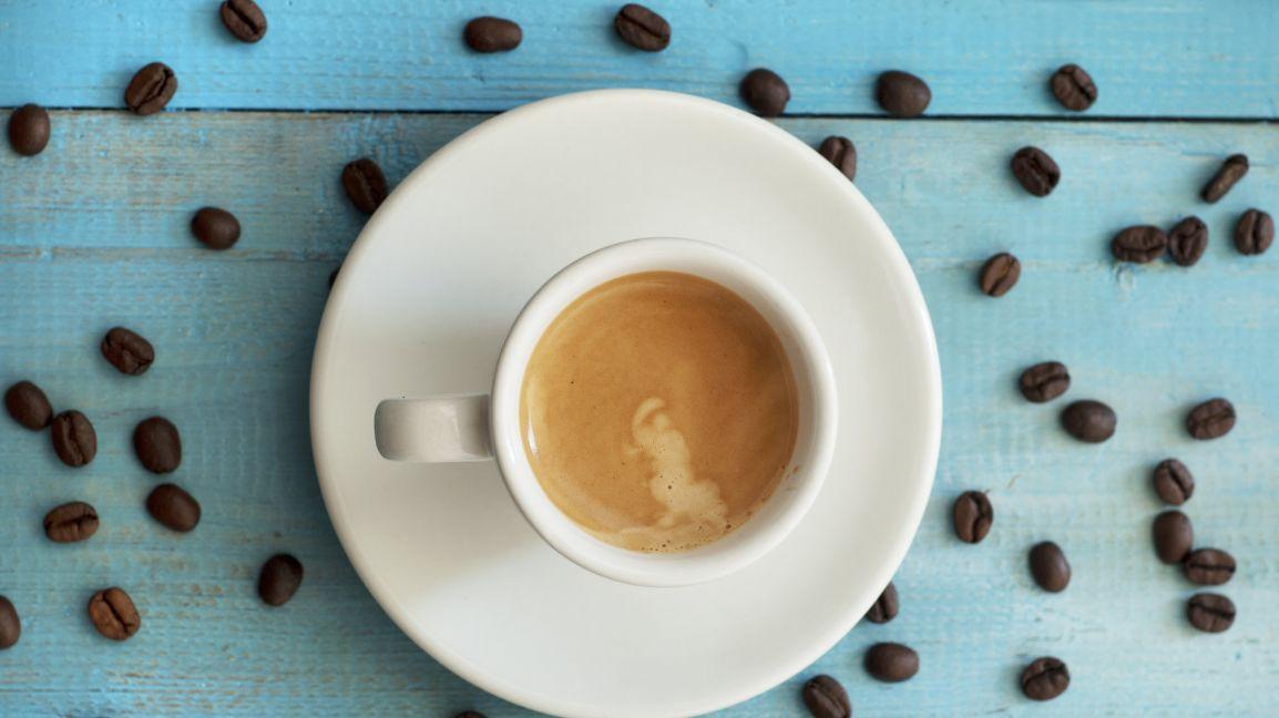 تنظيم شرب القهوة