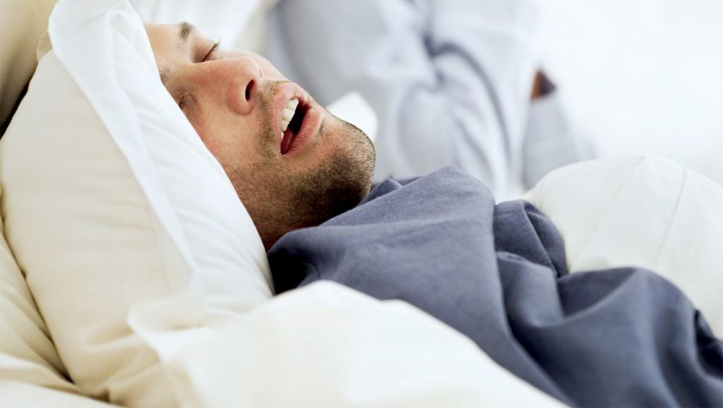 توقف التنفس أثناء النوم