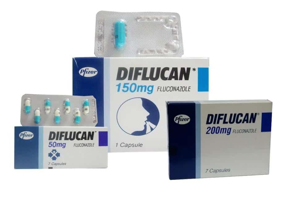 حبوب ديفلوكان لعلاج الالتهابات الفطرية بكافة أنواعها