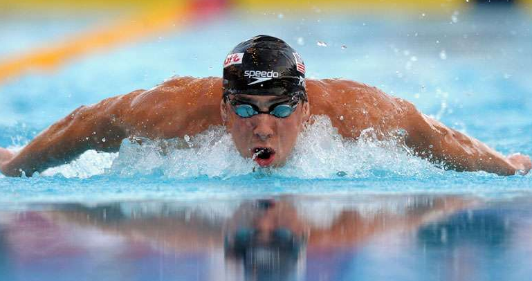 خطوات تعليم السباحة