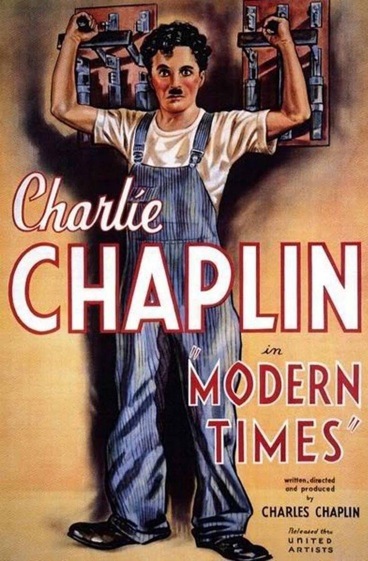 تشارلي وفيلم العصر الحديث