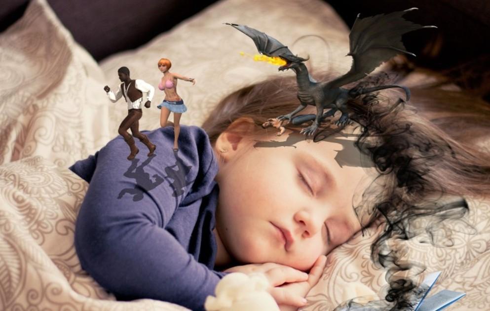 الذعر الليلي عند الأطفال