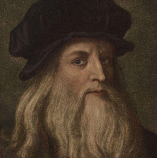 ليوناردو دافنشي Leonardo di ser Piero da Vinci