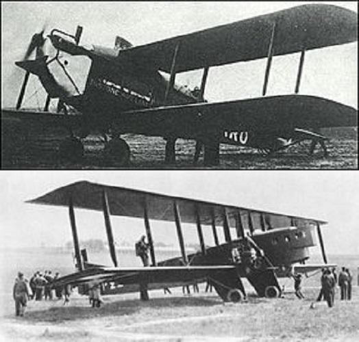 أول حادث طيران مدني مُسجل في التاريخ