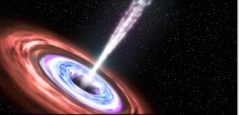 السفر في الثقوب السوداء