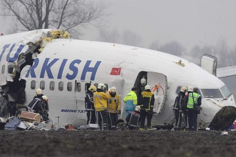 حادثة الخطوط الجوية التركية الرحلة 981
