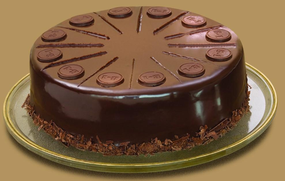طريقة عمل كيكة الشاتو بالشكولاتة Chateau cake