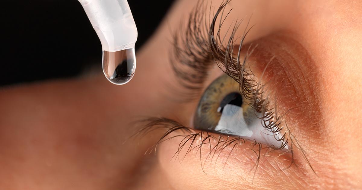 قطرات العين