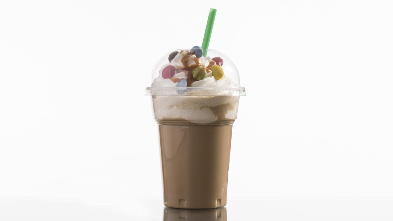مشروبات القهوة السكرية