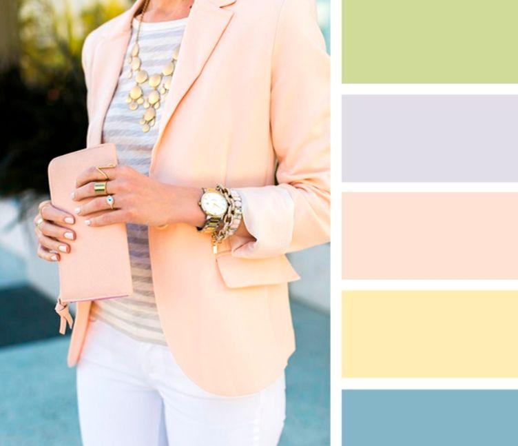 ألوان الربيع من أفضل ماهي الالوان التي تناسب اللون البيج في الملابس