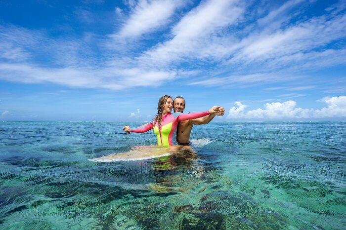 جزر موريش