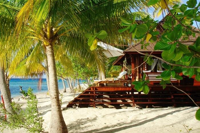 جزيرة موتو تيتارير الخاصة