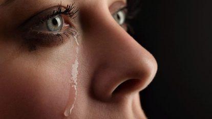 عليك إعادة النظر في البكاء ..
