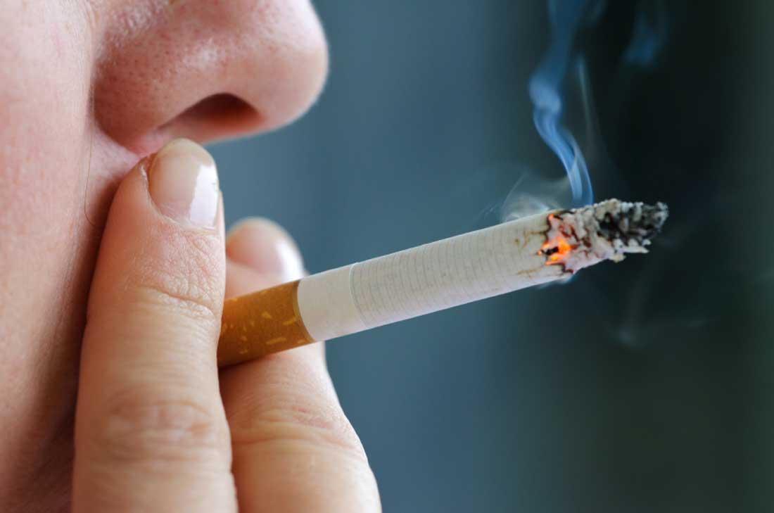الاقلاع عن التدخين وانسحاب النيكوتين