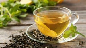 الشاي الاخضر وضغط الدم